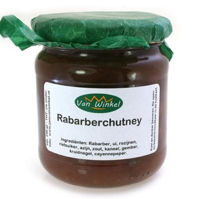 Rabarberchutney
