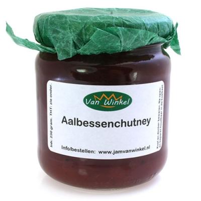 Aalbessenchutney