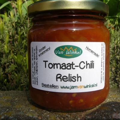 Tomaat Chili Relish